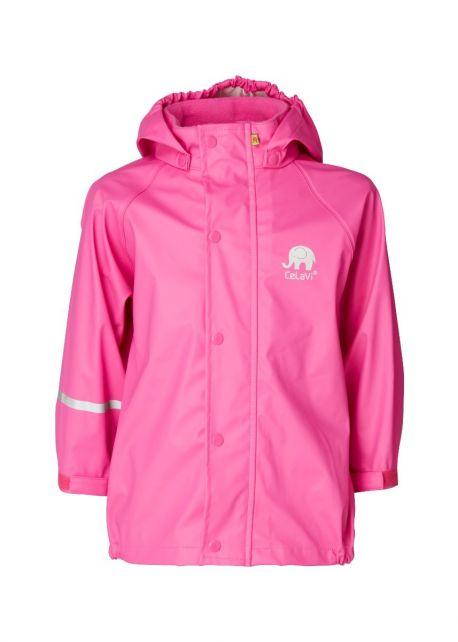 CeLaVi---Regenjacke-für-Kinder---Pink