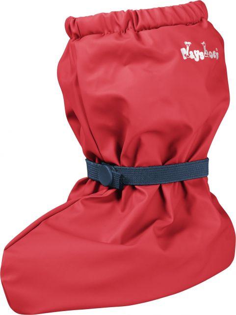 Playshoes---Regenfüßlinge-mit-Fleece-Futter-für-Babys---Rot