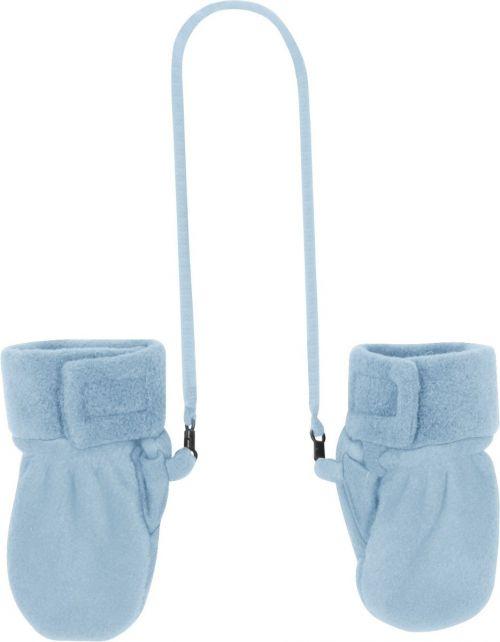 Playshoes---Fleece-Fäustlinge---Hellblau