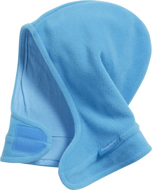 Playshoes---Fleece-Mütze-mit-Klettverschluss---Hellblau