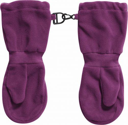 Playshoes---Fleece-Fäustlinge---Lila