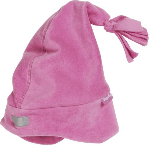 Playshoes---Fleece-Mütze-mit-Reflektor---Rosa