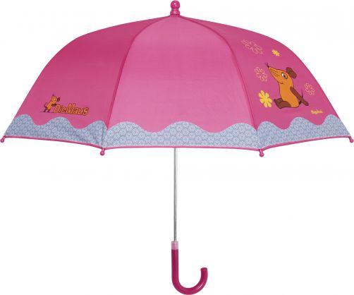 Playshoes---Kinder-Regenschirm-mit-Maus---Rot