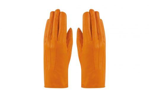 Hatland---Handschuhe-für-Damen---Tara---Gelb