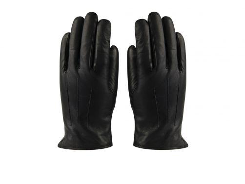 Hatland---Handschuhe-für-Herren---Tiesto---Schwarz