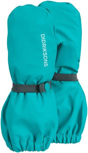 Didriksons---Wasserdichter-Handschuhe-5-für-Babys---Grün