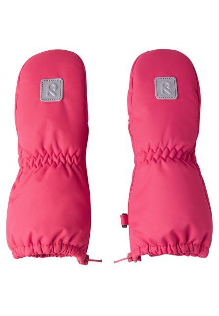 Reima---Mittens-for-babies---Tassu---Azalea-pink