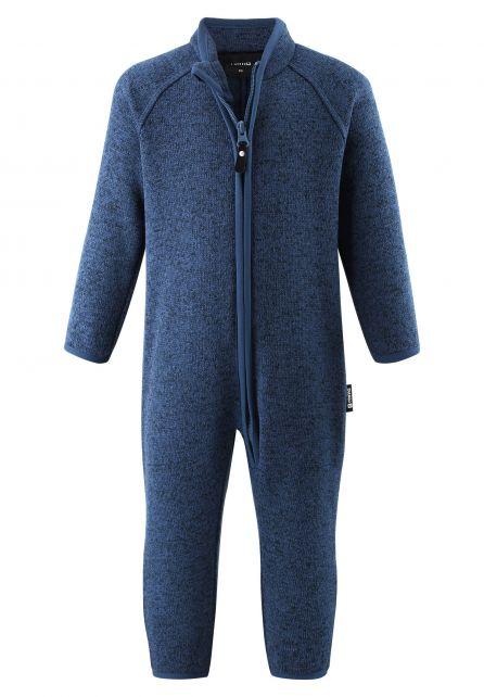 Reima---Fleece-Overall-für-Babys---Tahti---Jeans-blau