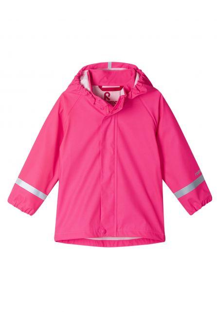 Reima---Raincoat-for-children---Lampi---Candy-pink
