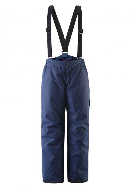 Reima---Skihosen-mit-Hosenträgern-für-Jungen---Proxima---Marineblau