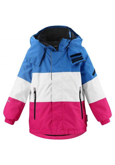 Reima---Skijacke-für-Mädchen---Berge---Himbeerrosa