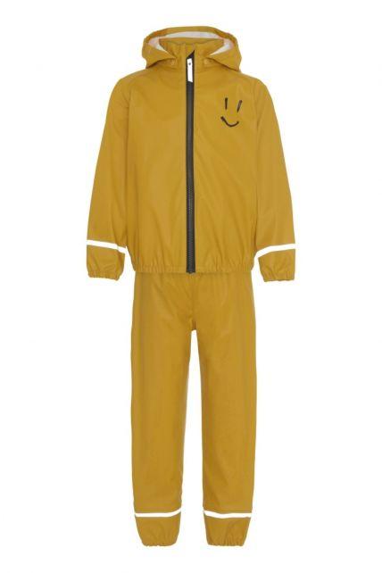 MOLO---Regenanzug-für-Kinder---Zet-Smiley---Gelb