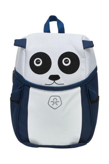 Color-Kids---Rucksack-wasserabweisend---Panda---Weiß/Schwarz