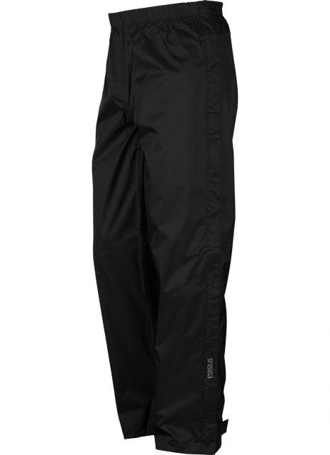 Pro-X-Elements---Packbare-Regenhose-für-Erwachsene---Antero---Schwarz