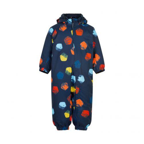 Color-Kids---Coverall-Schneeanzug-für-Babys---AOP---Blau