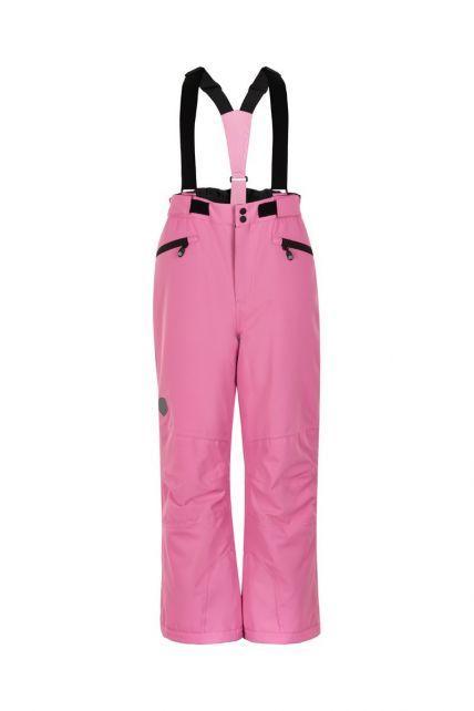 Color-Kids---Skihose-mit-Taschen-für-Mädchen---Uni---Fuchsia-Pink-