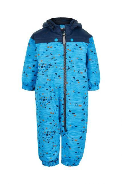 Color-Kids---Overall-Schneeanzug-für-Babys---Dots---Hellblau