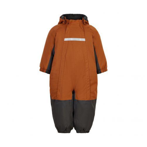Color-Kids---Coverall-Schneeanzug-für-Babys-&-Kleinkinder---Melange---Braun