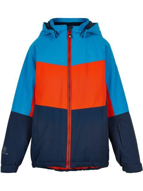 Color-Kids---Skijacke-für-Jungen---Colors---Rot/Blau