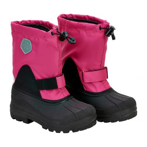 Color-Kids---Winterstiefel-mit-Innensocke-für-Kinder---Pink