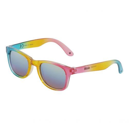 Molo---UV-Sonnenbrille-für-Kinder---Star---Rainbow-Magic---Multi