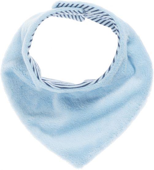 Playshoes---Fleece-Schal-Dreieck---Hellblau