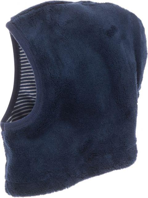 Playshoes---Fleece-Kapuzenmütze---Dunkelblau