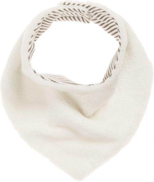 Playshoes---Fleece-Schal-Dreieck---Naturweiß