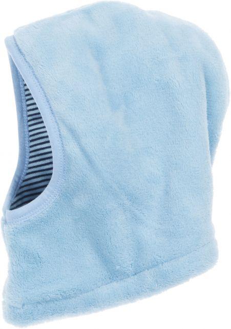Playshoes---Fleece-Kapuzenmütze---Hellblau