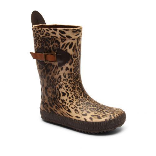 Bisgaard---Regenstiefel-für-Kinder---Scandinavia---Leopard
