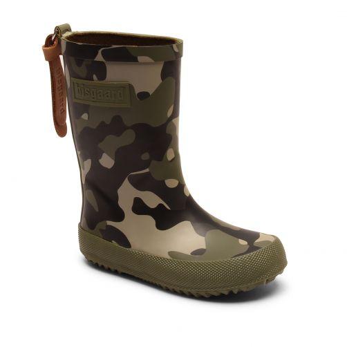 Bisgaard---Regenstiefel-für-Kinder---Fashion---Tarnung