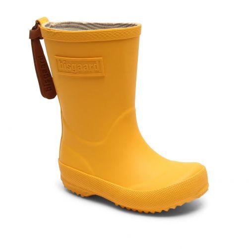 Bisgaard---Regenstiefel-für-Kinder---Basic---Gelb