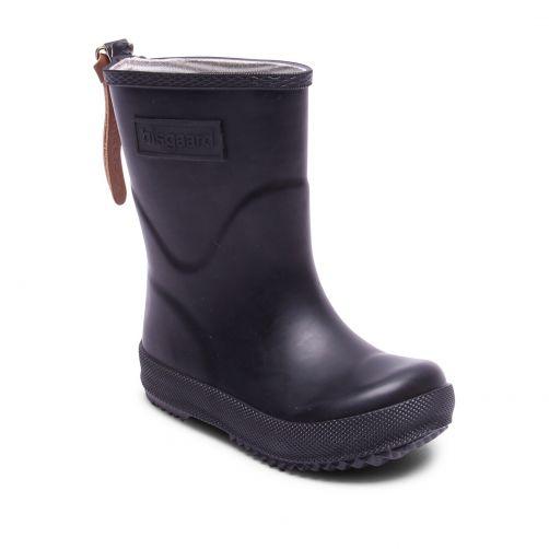 Bisgaard---Regenstiefel-für-Kinder---Basic---Schwarz