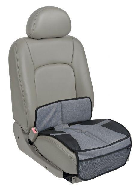 Altabebe---Autositz-Schutzmatte---L---Grau