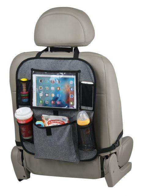 Altabebe---Rücksitz-Organizer-für-iPad/Tablet---Grau
