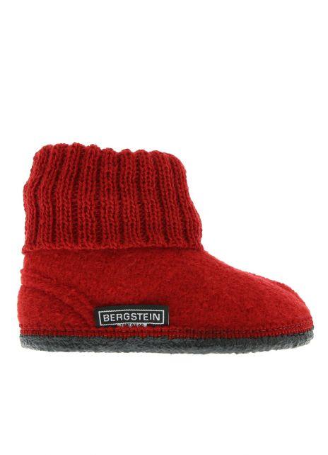 Bergstein---Hausschuhe-für-Kinder-und-Erwachsene---Cozy---Rot