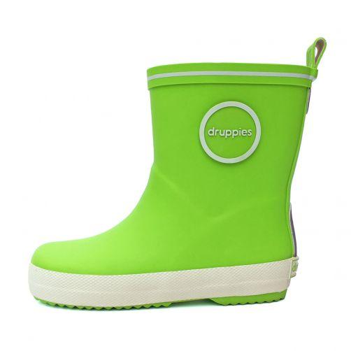 Druppies---Regenstiefel---Grün