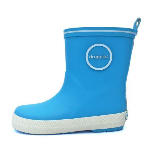 Druppies---Regenstiefel---Blau