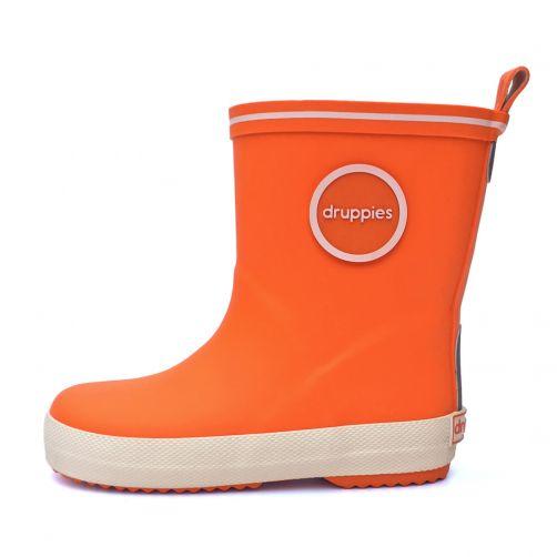 Druppies---Regenstiefel---Orange