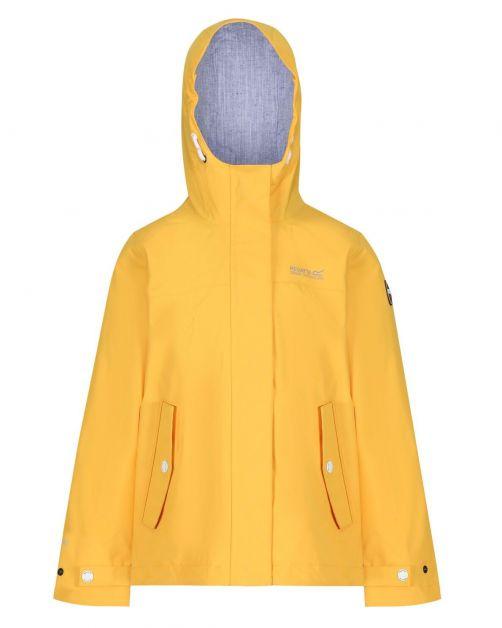 Regatta---Regenjacke-für-Mädchen---Bibiana---California-Gelb