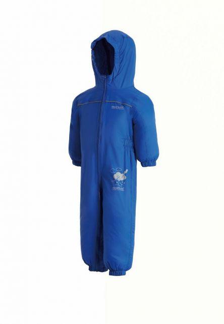 Regatta---Regenanzug-für-Kleinkinder---Puddle-IV---Oxford-Blau