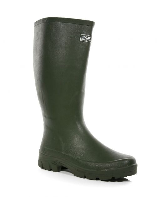 Regatta---Wellington-Regenstiefel-für-Herren---Mumford-II---Tiefgrün