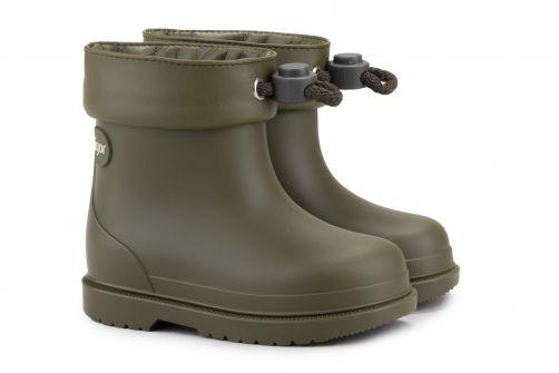 Igor---Regenstiefel-für-Kinder---Bimbi-Euri---Kaki-grün