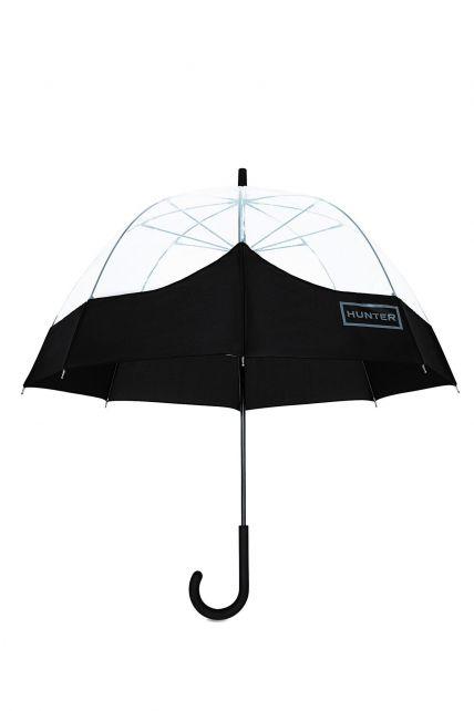 Hunter---Regenschirm-für-Erwachsene---Original-Moustache-Bubble---Schwarz