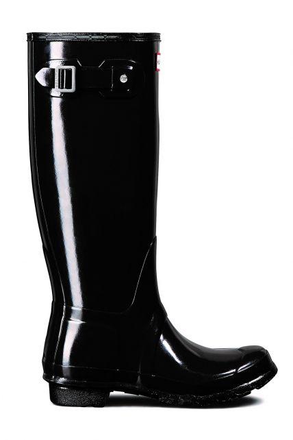 Hunter---Regenstiefel-für-Damen---Original-Tall---Glänzend-Schwarz