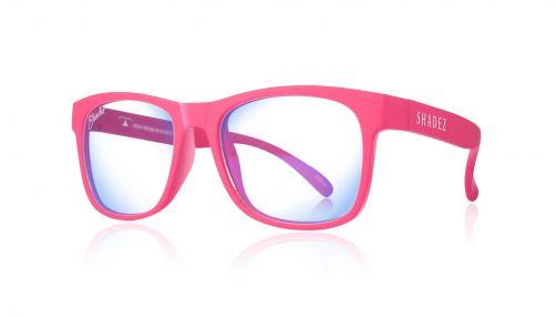 Shadez---Blaue-Lichtschutzbrille-für-Kinder---Blue-Ray---Rosa