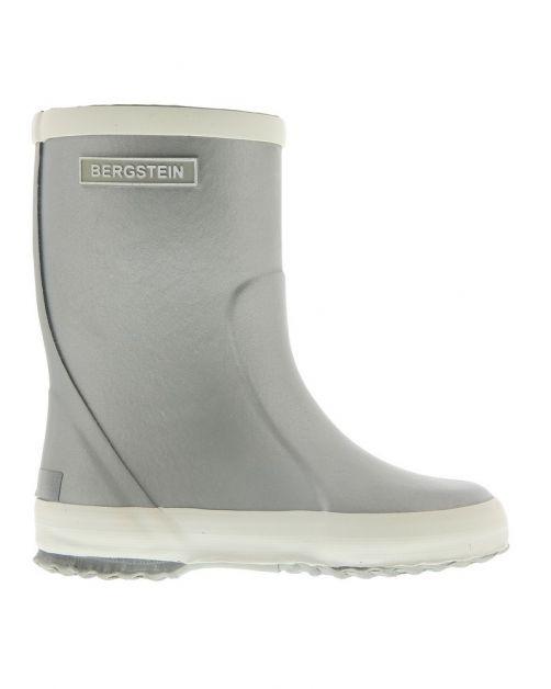 Bergstein---Regenstiefel-Glamour-für-Kinder---Silber