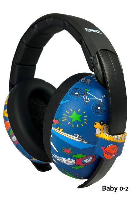 Banz---Geräuschreduzierende-Ohrenschützer-für-Babys---Transport