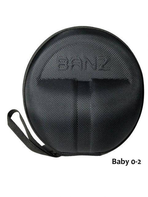 Banz---Tasche-für-geräuschreduzierende-Ohrenschützer---Schwarz