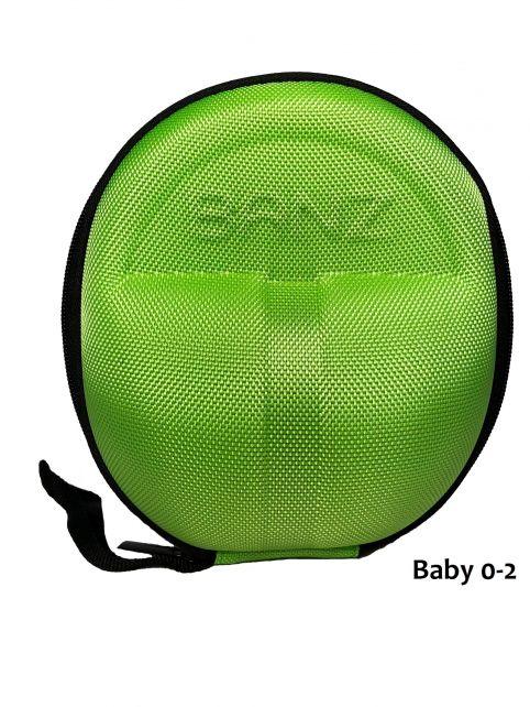Banz---Tasche-für-geräuschreduzierende-Ohrenschützer---Limone
